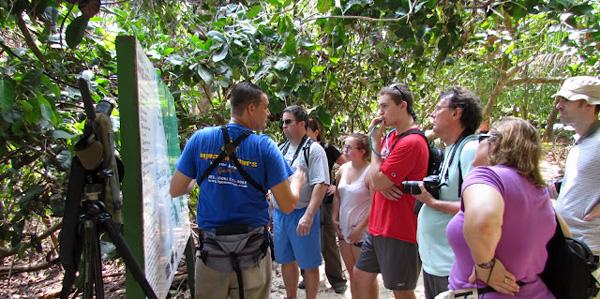 Manuel National Park Tour