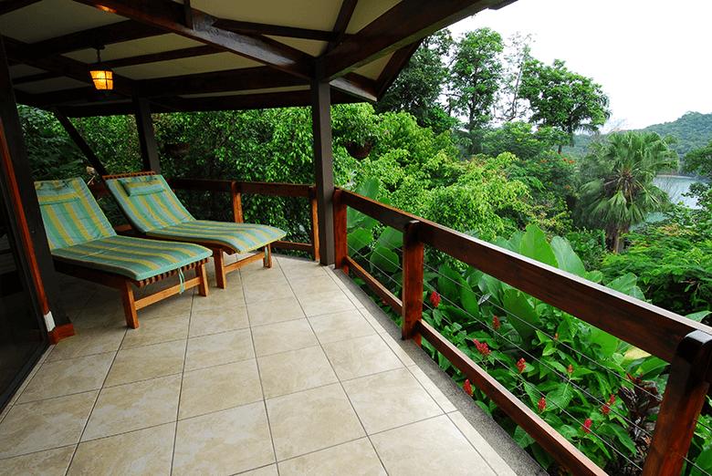 Costa Rica Bungalows Tulemar Resort