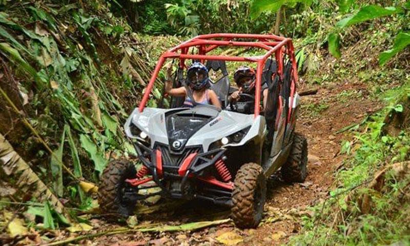 Off Road Tours in Manuel Antonio, Costa Rica, with Tulemar Resort